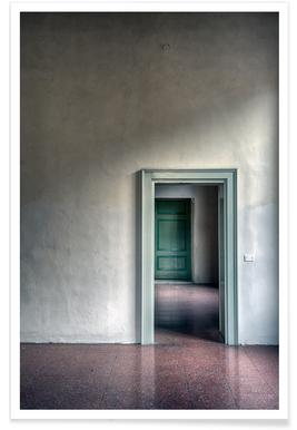 The Beauty of Emptiness - Stefano Scappazzoni Poster