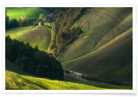 Crete Senses/Tuscany -Poster