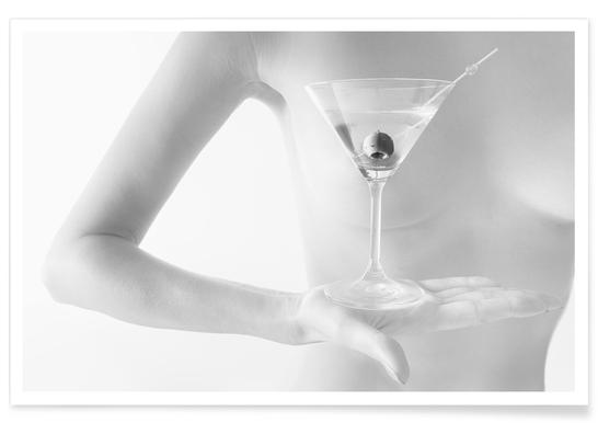 Martini Please - Jabhack Poster