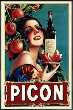 Picon Liquor Framed Poster