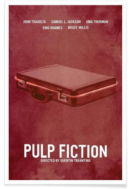Pulp Fiction -Poster