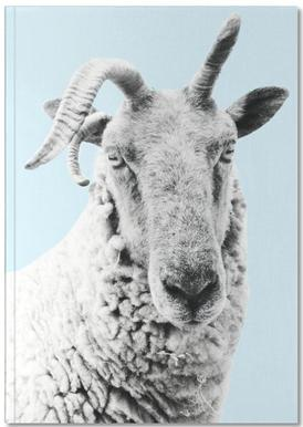 Blue Sheep Carnet de note