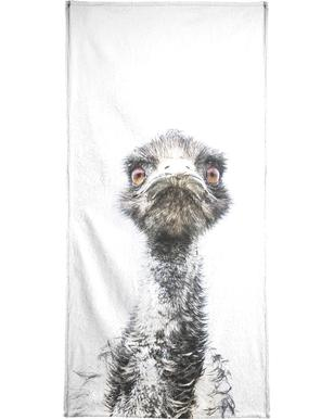 Emu serviette de plage