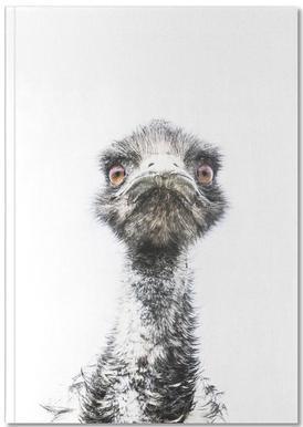Emu Carnet de note