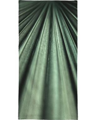 Green Palm Serviette de bain