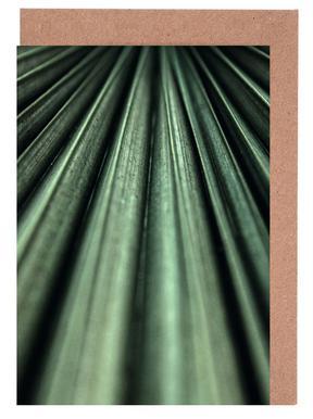 Green Palm cartes de vœux