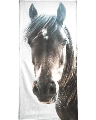 Horse Serviette de bain