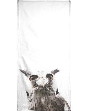 Lil Owl serviette de bain