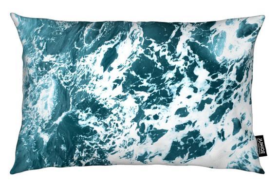 Ocean Blue Coussin