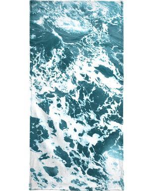 Ocean Blue serviette de bain