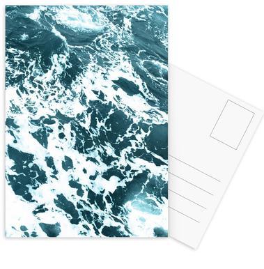 Ocean Blue cartes postales