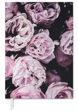 Pink Flowers III agenda
