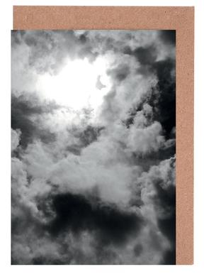 Clouds wenskaartenset