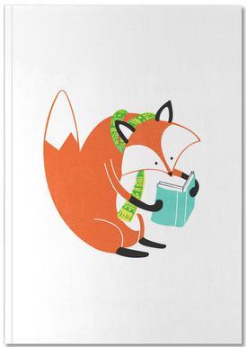 Reading Fox Carnet de note