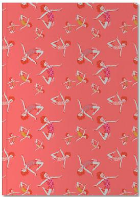 Jump For Joy - Pattern Carnet de note