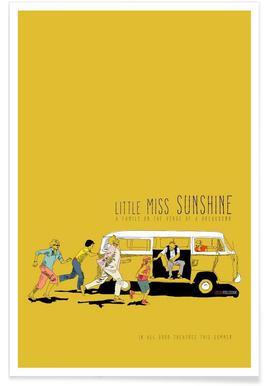 Little Miss Sunshine Affiche