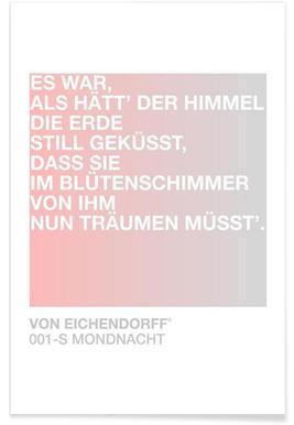 Mondnacht Light 01 Poster