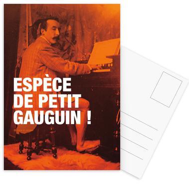 Gauguin ansichtkaartenset