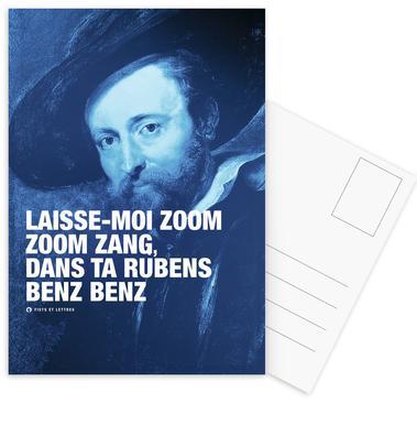 Rubens Set de cartes postales