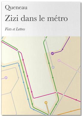 Zizi Dans Le Metro Bloc-notes