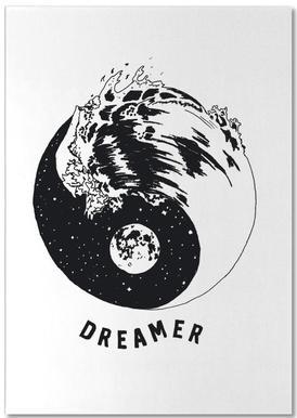 Dreamer notitieblok