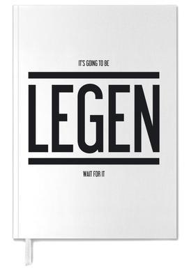 Legendary 1 agenda