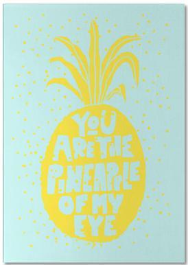 Ananas No.2 Notepad