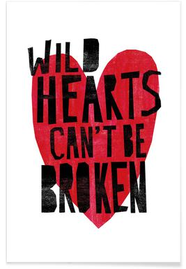 Wild Hearts Poster