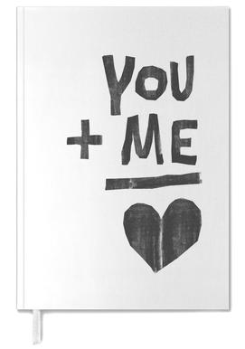You and Me Personal Planner