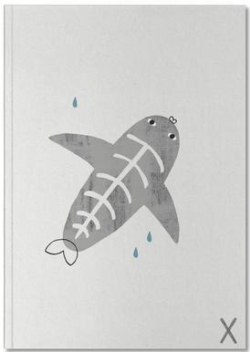 ABC Kids - X Notebook