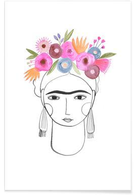 Beautiful Frida affiche