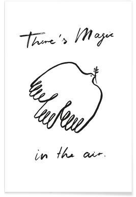 Magic In The Air affiche