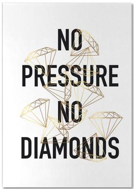 No Pressure notitieblok