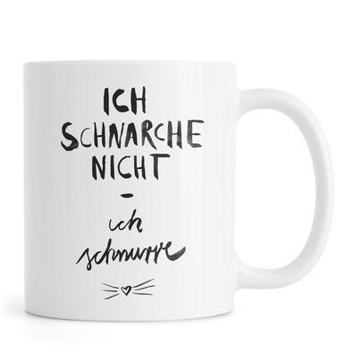 Schnurren -Tasse
