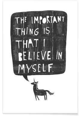 Believe affiche