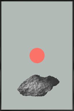 Introspection Framed Poster