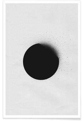Black 01 Affiche