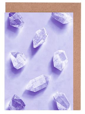 Stones Greeting Card Set