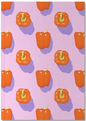 Fruit 18 Notitieboekje