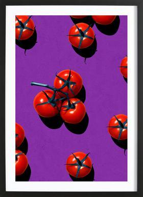 Fruit 20 Poster in Wooden Frame