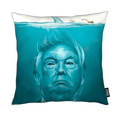 Trump Flat Swimmer Cushion