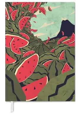 Watermelon surf dream Personal Planner