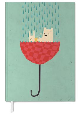 Umbrella bath time! Personal Planner