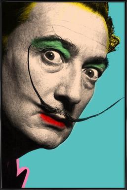 Salvador Dali Framed Poster