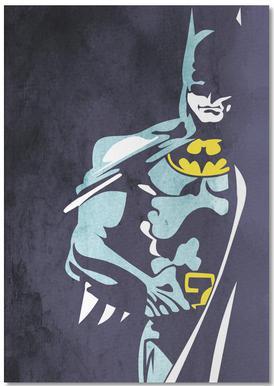 Batman 3 Carnet de note