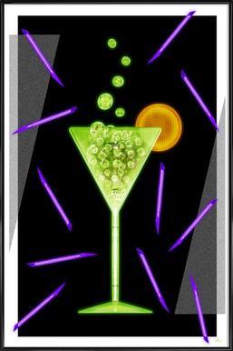 Acid Drink Poster in Standard Frame
