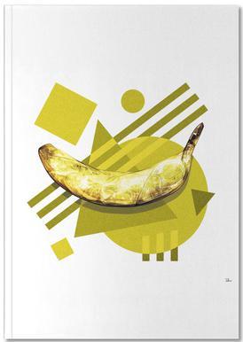 Lamda Banana Notebook