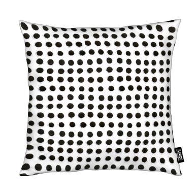 Ink Dots Cushion