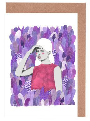Dalila Greeting Card Set