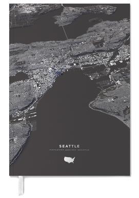 Seattle City Map agenda